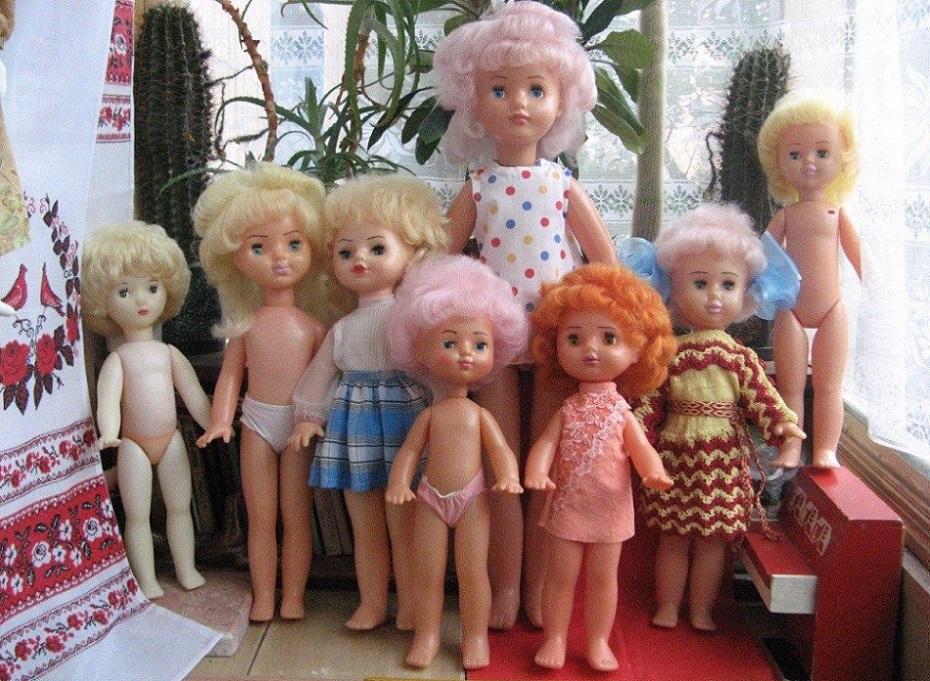 некрасивые советские игрушки
