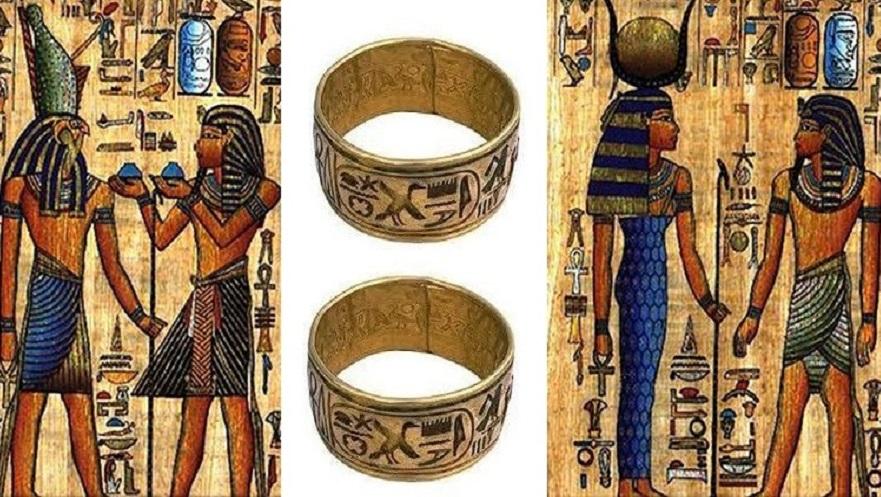 кольца Древнего Египта
