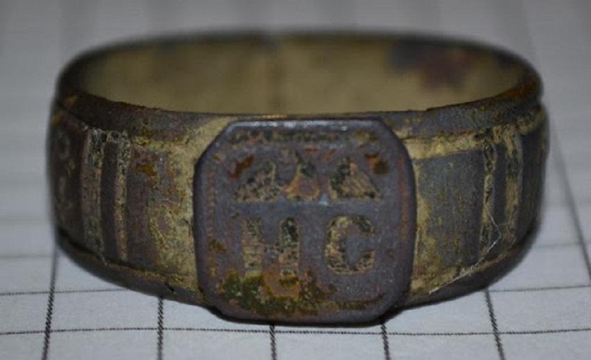древнеримские кольца