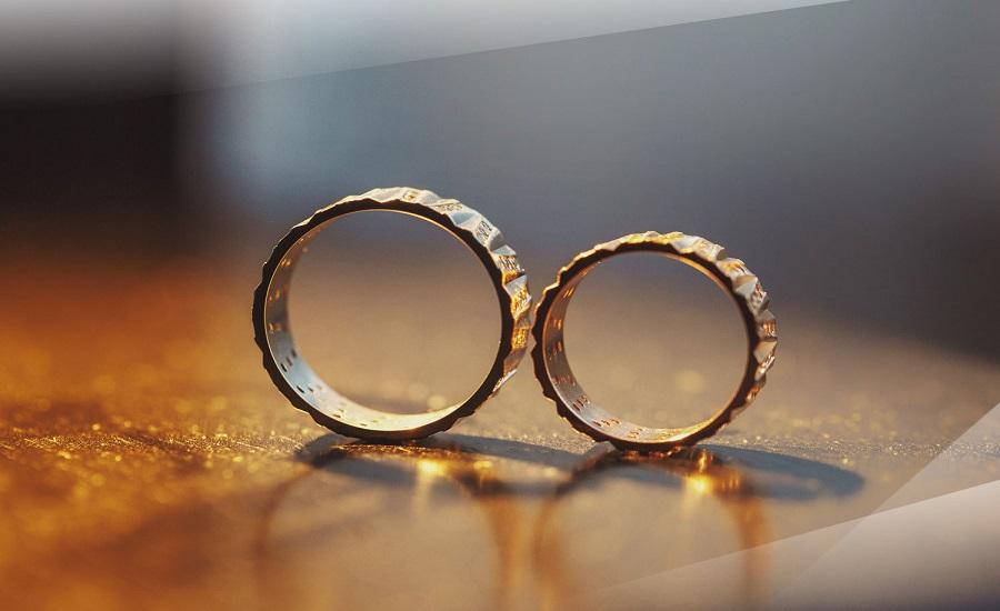 обручальные кольца в венчании