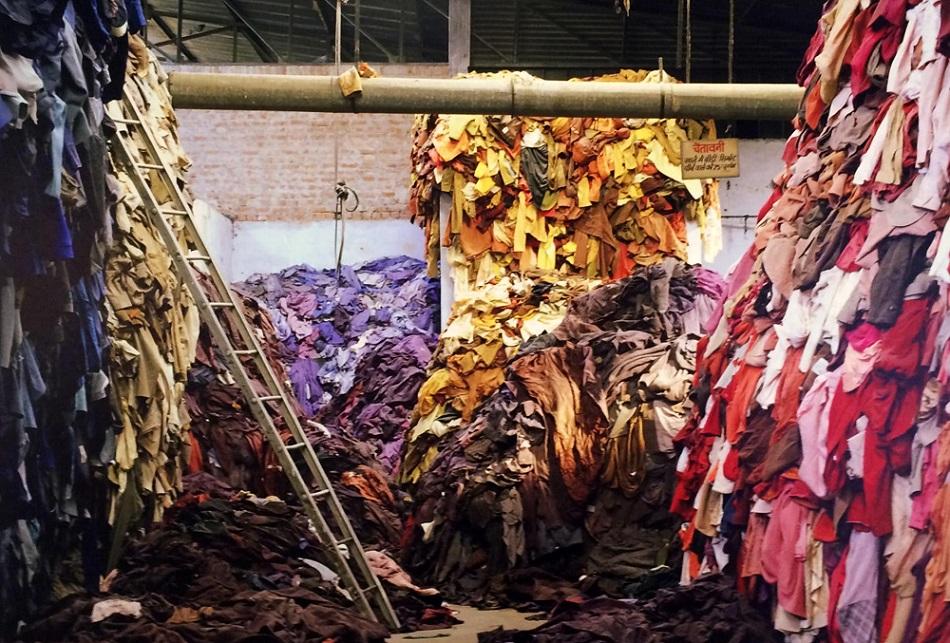 экологический подход к созданию гардероба переработка одежды