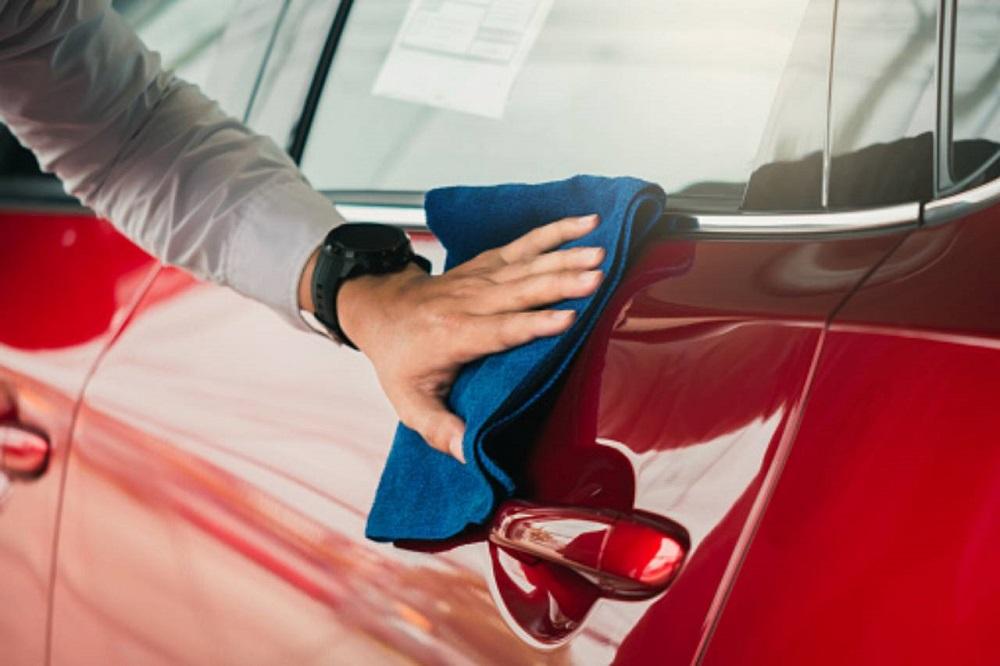 использовать кетчуп для мытья автомобиля
