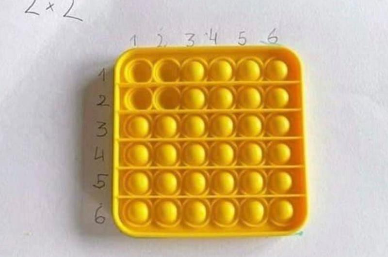 игра, чтобы выучить таблицу умножения