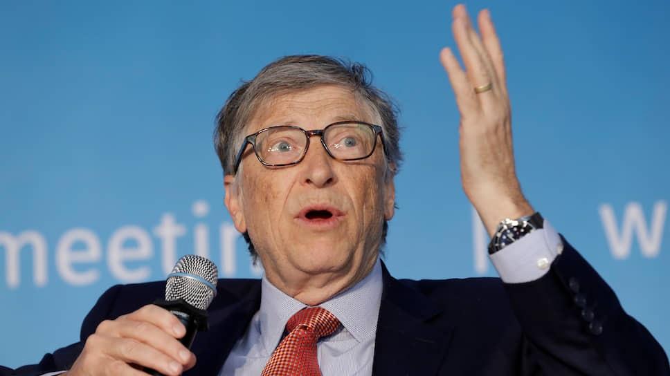 Билл Гейтс интересные задачи