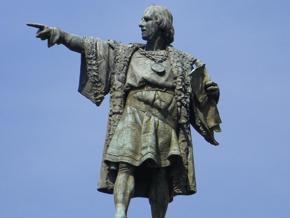 памятник колумбу в барселоне известные статуи