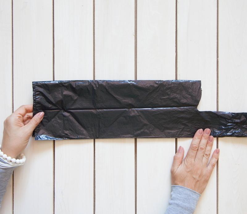 как хранить пакеты в домашних условиях