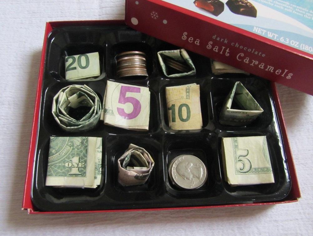 конфеты на подарок