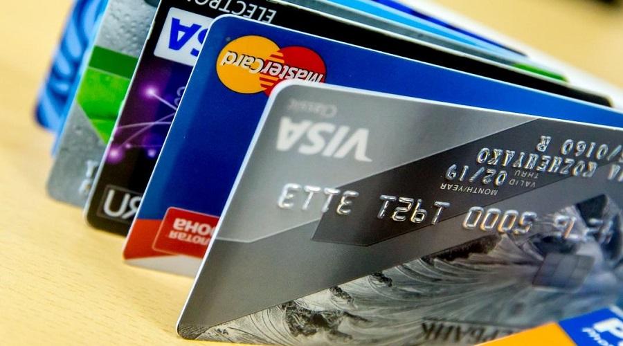 дебетовая и кредитная карта