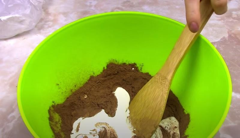 заготовка для мороженого