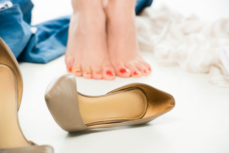 как смягчить обувь