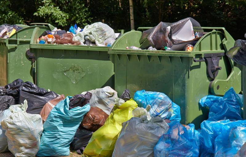 как сортировать мусор пластик