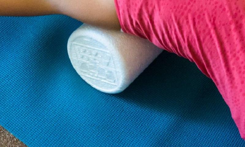 валик для спины из полотенца как использовать