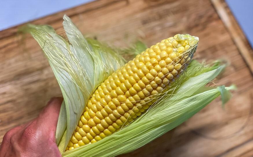 листья кукурузы выбрать
