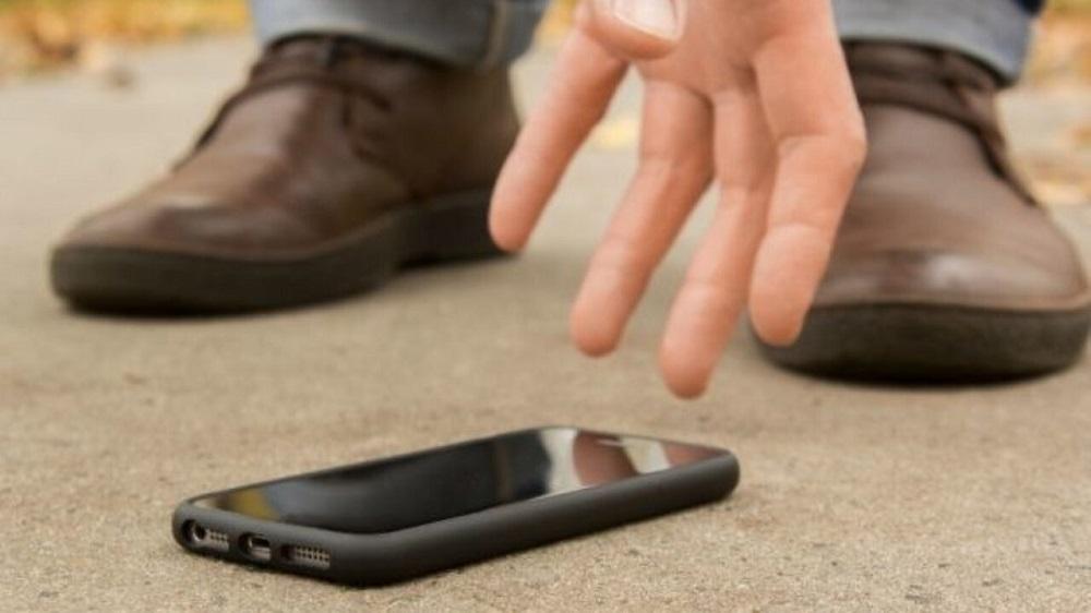 какие находки нельзя оставлять мобильный телефон
