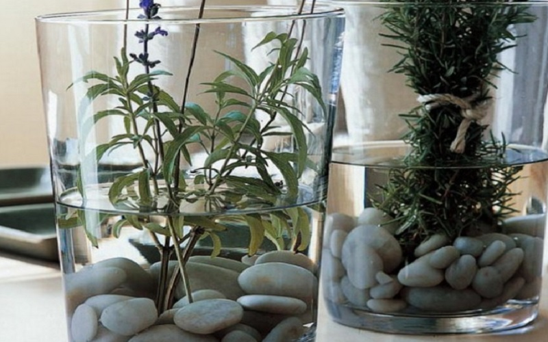 Модная ваза
