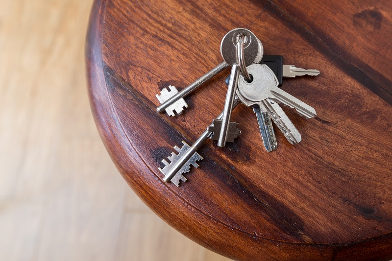 потерянные ключи