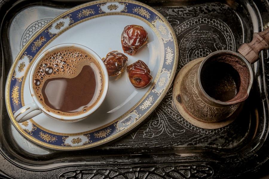кофе из финиковых косточек
