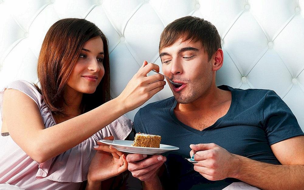 контролирующая жена опекает мужа