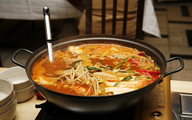 корейские блюда в домашних условиях