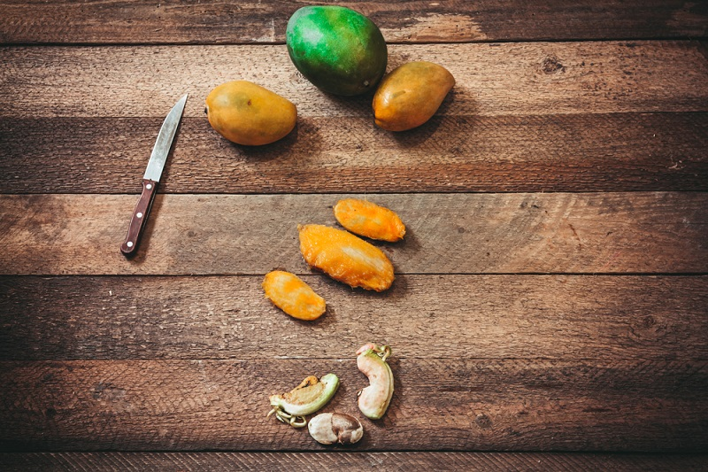 Косточка манго