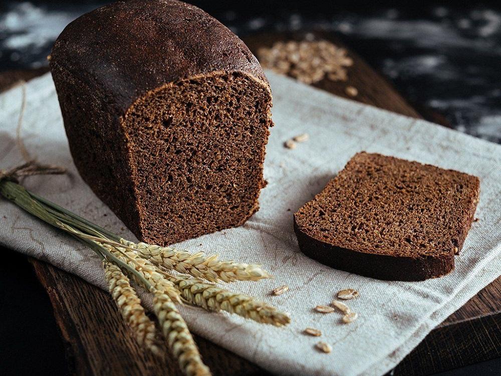черный хлеб кирпич