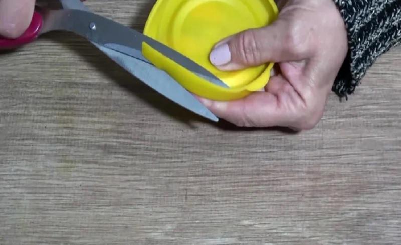 крышки без бортиков