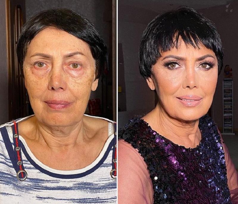 макияж антивозрастной