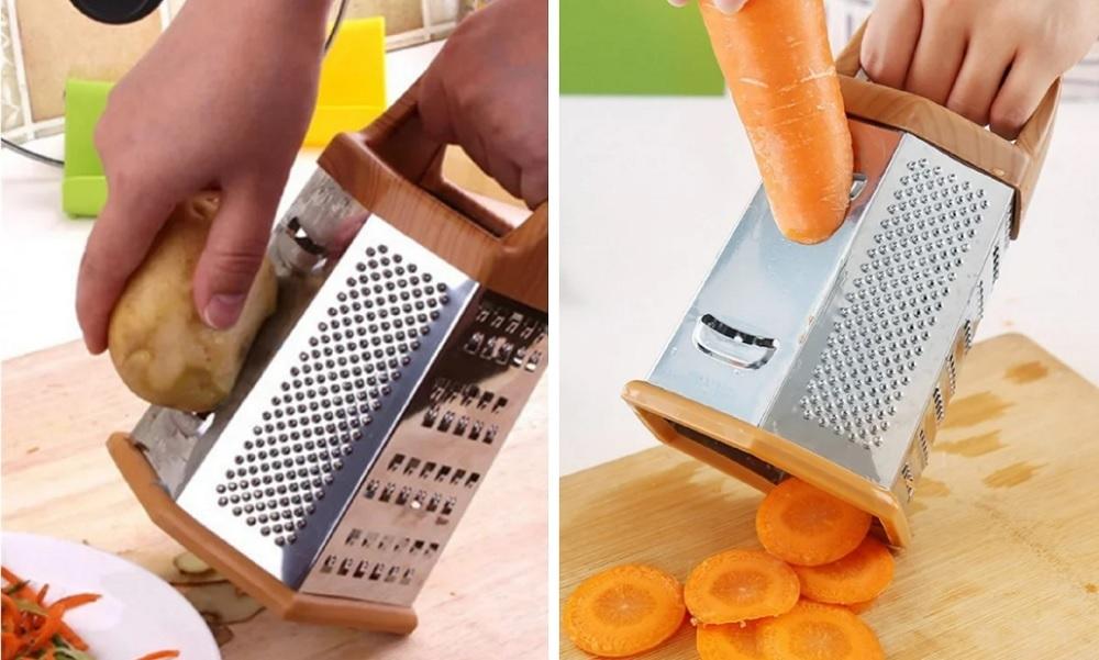 кухонная терка для слайсов