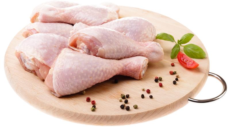 курица с тыквой в духовке в рукаве