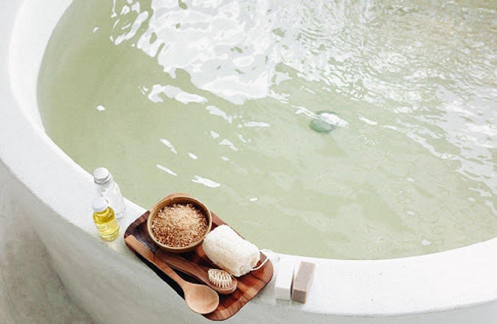 солевая ванная