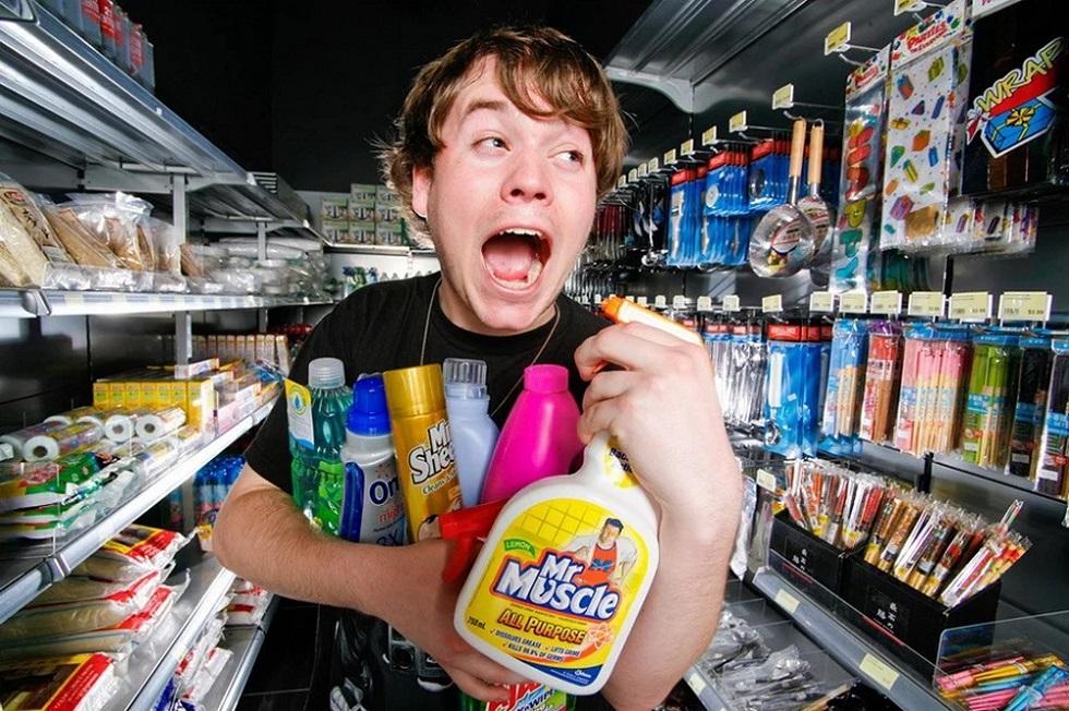 акции в супермаркетах