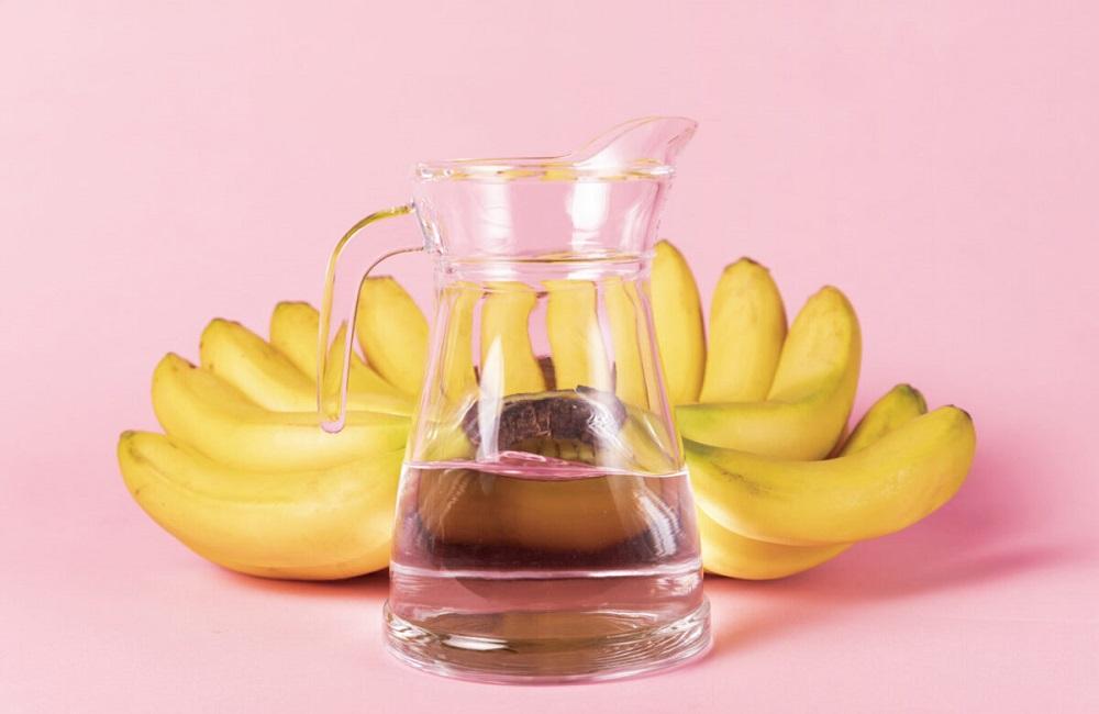 банановый чай