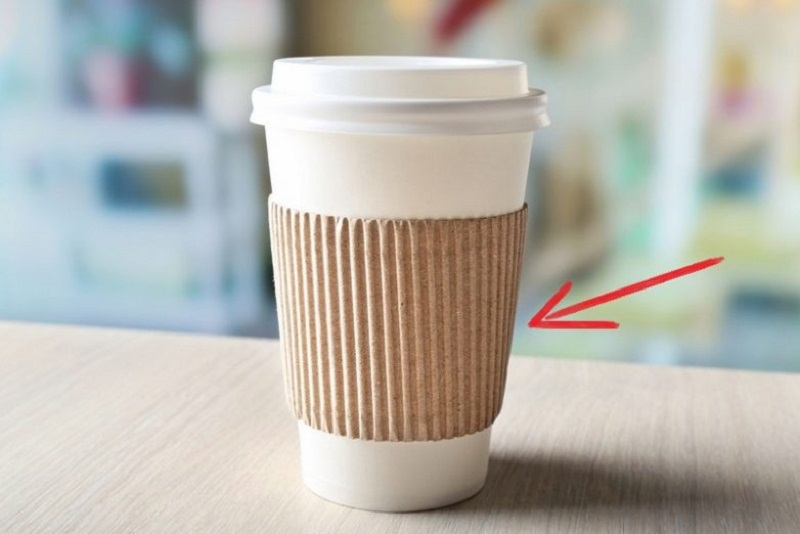 зарф для кофе