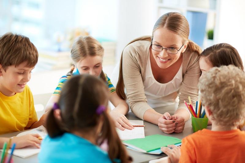 ученики и учитель