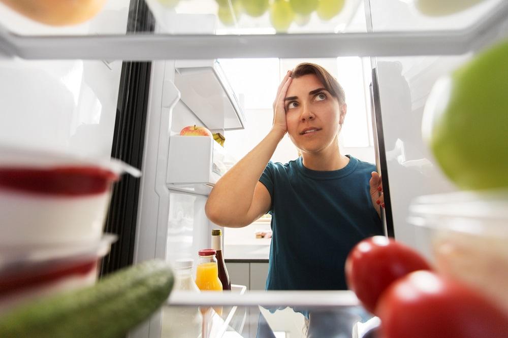 как уместить всё в холодильник