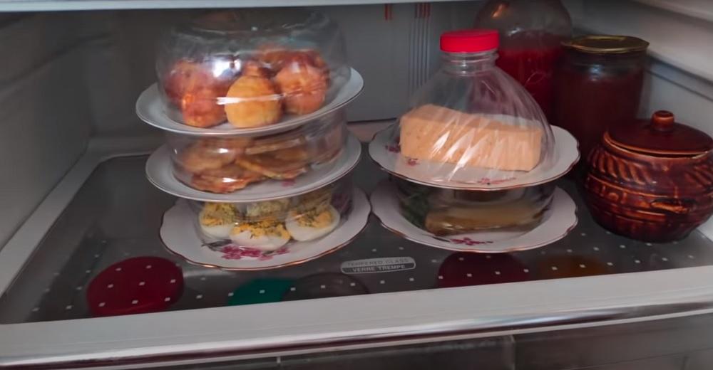органайзер своими руками в холодильнике