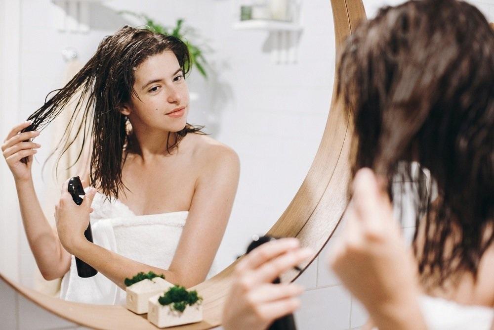 процедуры красоты волос дома