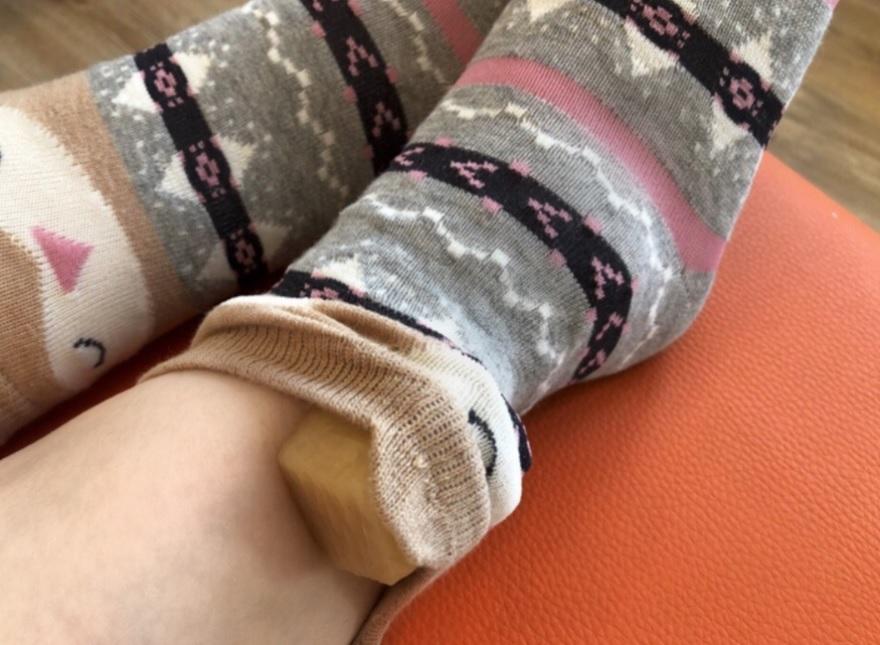 мыло в носок от судорог
