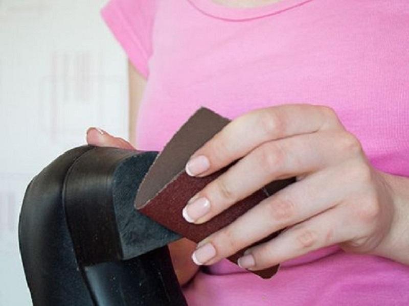 удобная обувь скользкая подошва