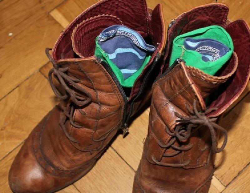 рис для мокрой обуви